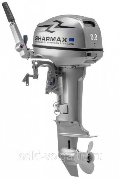 Лодочный мотор SHARMAX SM9.9HS