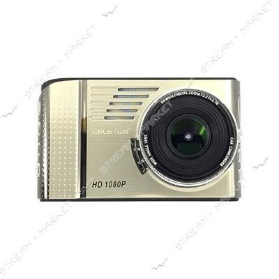 Автомобильный цифровой видеорегистратор CELSIOR DVR CS-1085 FUL HD