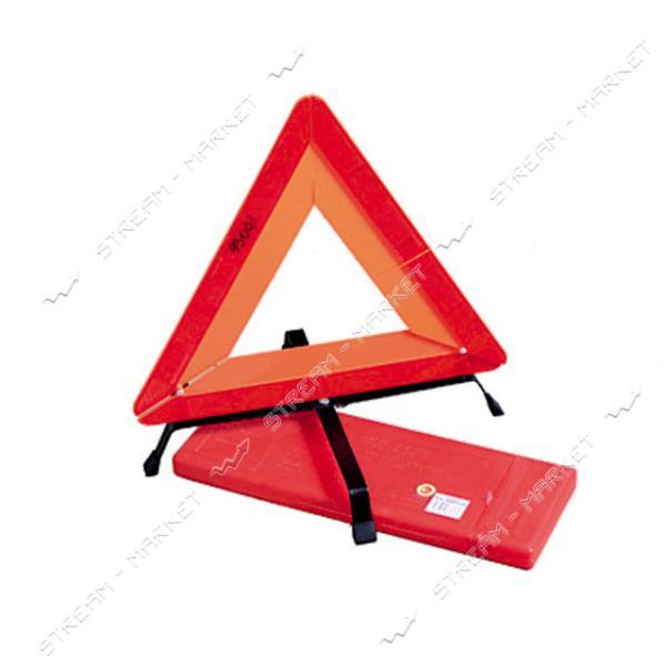 Знак аварийный ЗА 008 (F93003/YJ-D8) EURO усиленный пластиковая упаковка