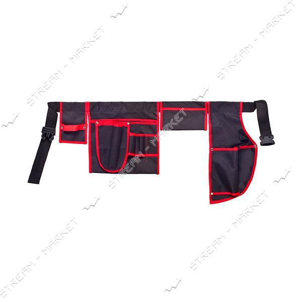 Органайзер-пояс для инструмента ПО-0709 красный
