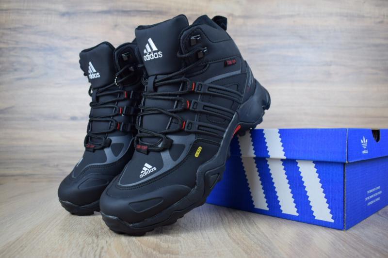 Фото  Adidas Terrex 640 Black (41-46)