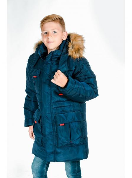 """Куртка для мальчика 08П-5/15 """"Гуливер"""""""