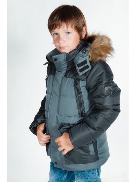 "Куртка для мальчика 08П-6/17 ""Валера"""