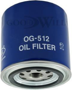 Фото Фильтры на иномарки, GOODWILL Фильтр масл.G/W 512 OG VW Транспортер Т2