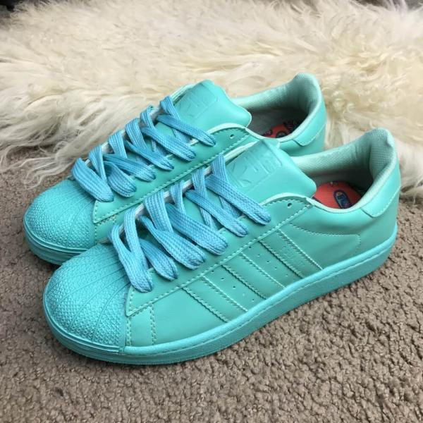 Adidas SuperStar Pharell Williams Breeze