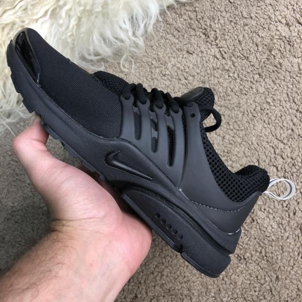 Nike Air Presto All Black