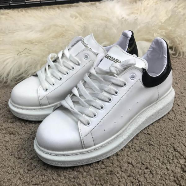 Alexandr McQueen Oversized White