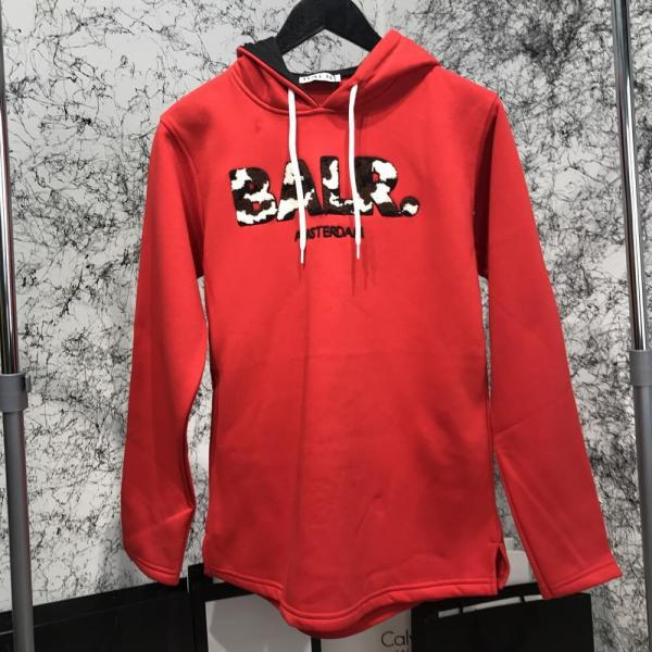 Hoody Balr Club Red