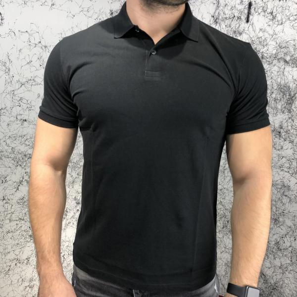 Gucci Cotton Polo Angry Cat Modern Future Black