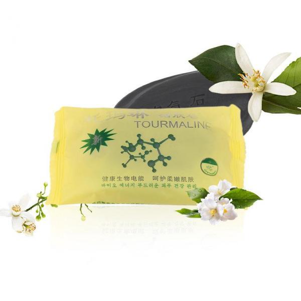 Турмалиновое мыло для профилактики и здоровья Tourmaline 50 гр.