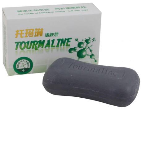 Турмалиновое мыло для профилактики и здоровья Tourmaline 100 гр.