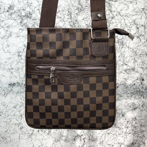 Messenger Louis Vuitton District Pochette Damier Ebene