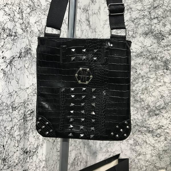 Messenger Philipp Plein Iowa Black