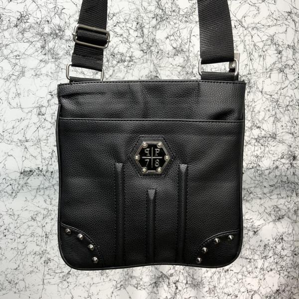 Messenger Philipp Plein Kansas Black