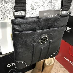 Фото Сумки Messenger Philipp Plein Kansas Black