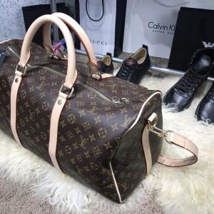 Фото Сумки Softsided Luggage Louis Vuitton Keepall 55 Monogram