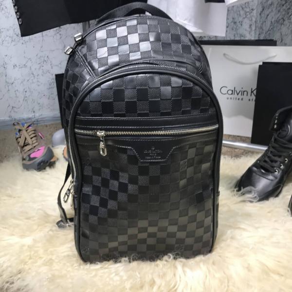 Backpack Louis Vuitton Michael Damier Infini