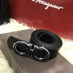 Фото Ремни и пояса Belt Ferragamo Black