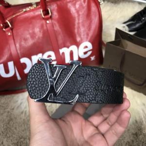 Фото Ремни и пояса Belt Louis Vuitton x Supreme Touched Monogram Black