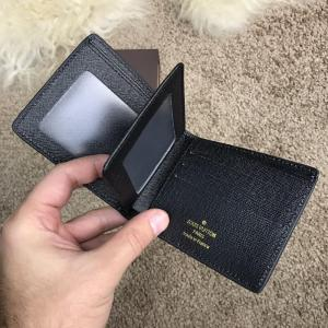 Фото Портмоне и кошельки Louis Vuitton Wallet Florin Monogram Eclipse