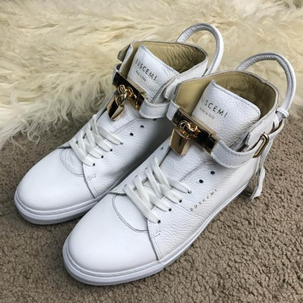 Buscemi 100MM White