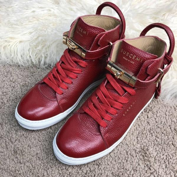 Buscemi 100MM Red
