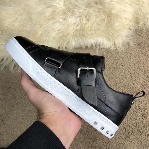 Valentino V-Punk Sneaker Black/White
