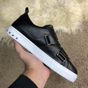 Фото  Valentino V-Punk Sneaker Black/White