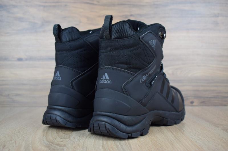 Фото  Adidas ClimaProof Black (41-45)