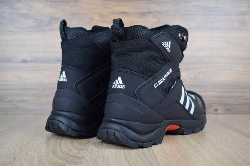 Фото  Adidas ClimaProof Black White (41-45)