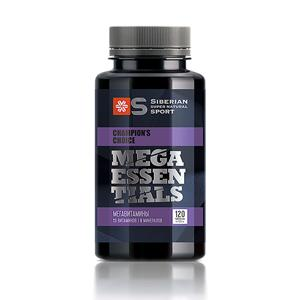 Мегавитамины - Siberian Super Natural Sport