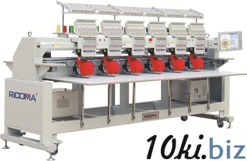 Ricoma 1206 CHT вышивальная машина шестиголовочноя Энергосберегающее оборудование в России