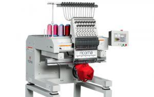 Фото Вышивальные машины промышленные. Вышивальная машина RICOMA MT-1501 НОВЕЙШАЯ СЕРИЯ