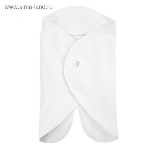 Конверт-одеяло Dolce Blanket, от 0 до 6 месяцев, цвет белый