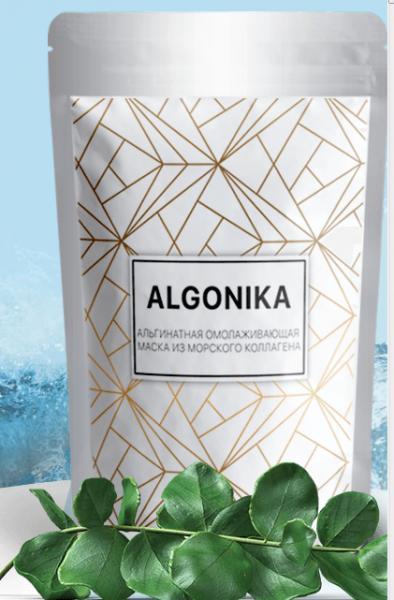 Algonika - маска из морского коллагена