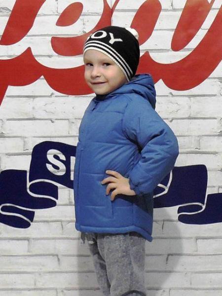 Курточка для мальчика Бренд Fox Израиль для мальчика Бренд Foxkids Израиль 18-24 мес. размер 80-86 см.