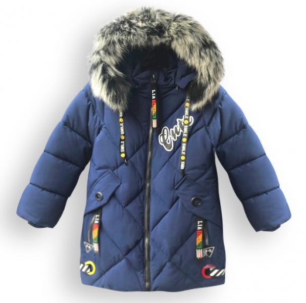 Пальто зима для девочки 134 см