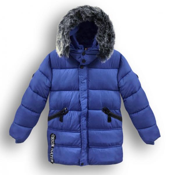 Пальто-куртка зима удлиненная от 10 до 12 лет