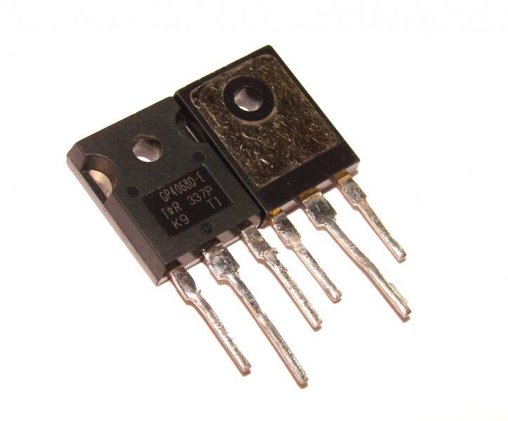 Транзистор GP4068D-E 600V 96A