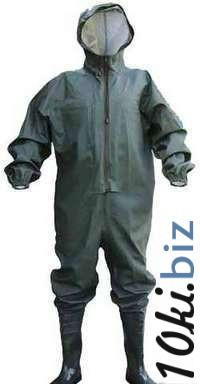 Комбинезон рыбацкий Беларусь с рукавами и капюшоном - Одежда для охоты и рыбалки в магазине Одессы