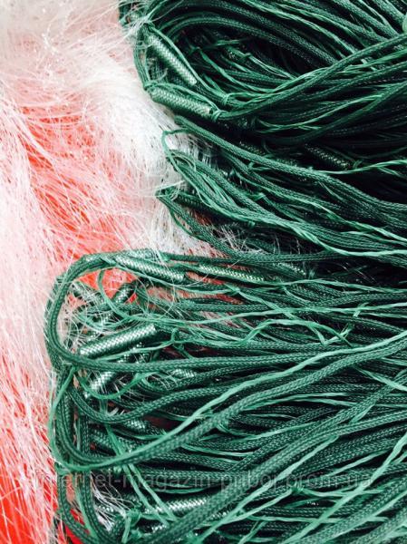 Фото Сети рыболовные Сеть путанка вшитый грузик 1.8х100м Ø65мм