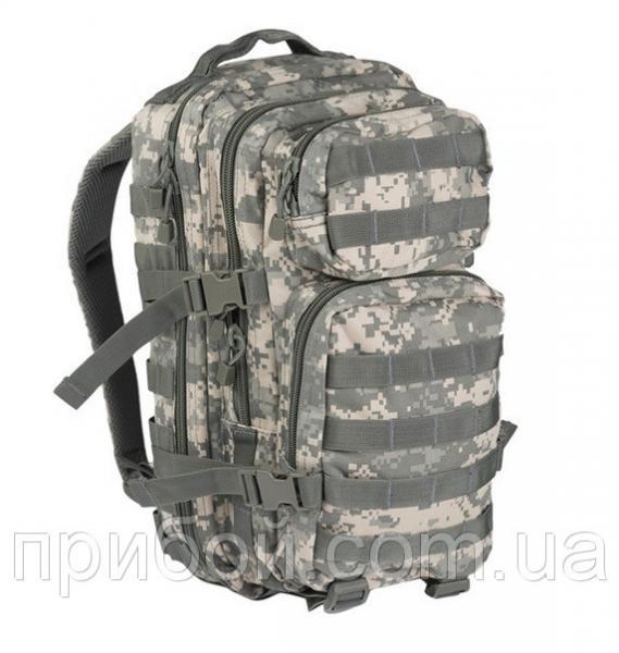 Рюкзак штурмовой Mil-tec (USA) 24 литра ACU