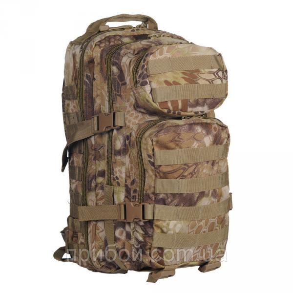 Рюкзак тактический, штурмовой Mil-tec (USA) 24 литра Kryptek Highlander