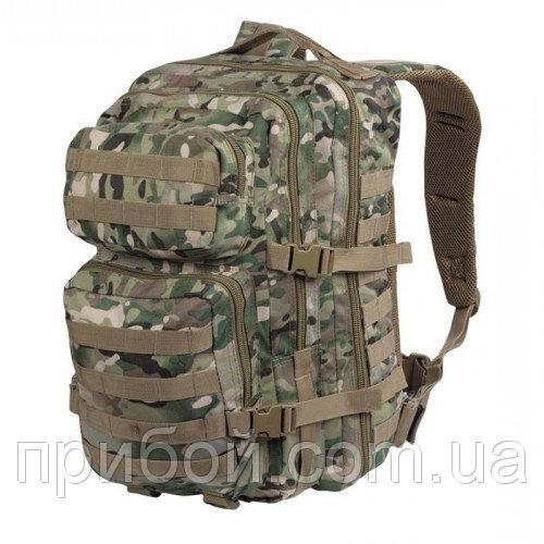 Рюкзак тактический, штурмовой Mil-tec (USA) 24 литра Multicam