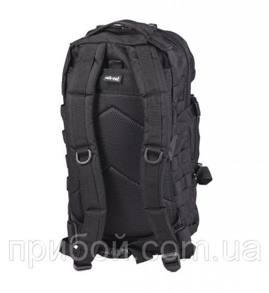 Рюкзак тактический, штурмовой Mil-tec (USA) 24 литра Black