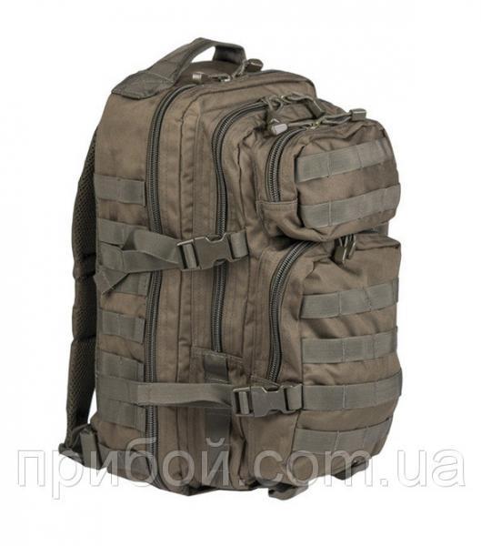 Рюкзак тактический, штурмовой Mil-tec (USA) 24 литра Olive