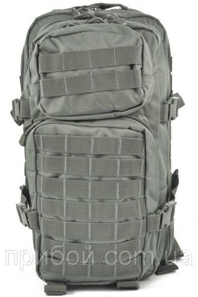 Рюкзак тактический, штурмовой Mil-tec (USA) 24 литра Gray