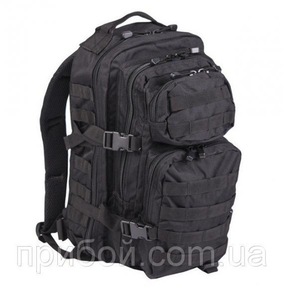 Рюкзак тактический, штурмовой Mil-tec (USA) 36 литров Black