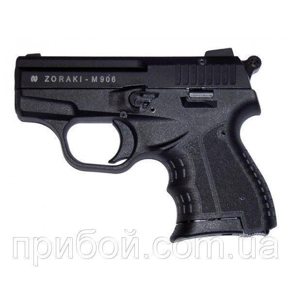 Стартовый пистолет Stalker 9mm (zoraki) 906s black
