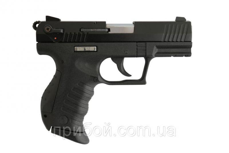 Фото Пневматическое и спортивное оружие, Пистолеты стартовые (сигнально шумовые), Стартовые пистолеты Carrera Стартовый пистолет Carrera RS-34